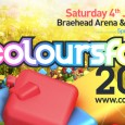 Coloursfest is back in Glasgow this June for it's 15th year, at Braehead Arena and Waterfront.