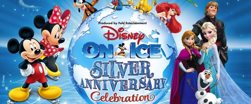 Disney On Ice – Silver Anniversary Celebration