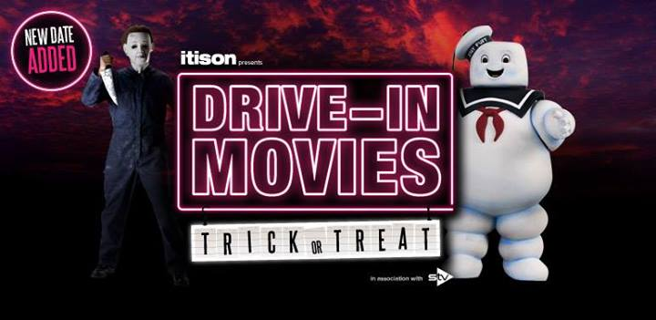 Halloween Drive-In Movies @ Victoria Park