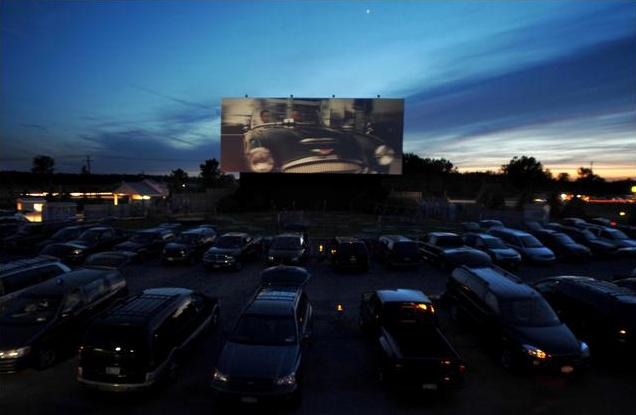 Halloween Drive-In Movies @ Strathclyde Park