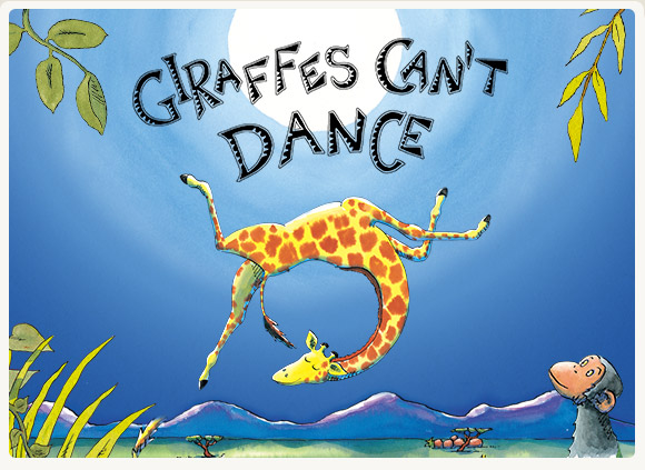 Once Upon A Time: Giraffes Cant Dance