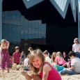 Get out your bucket and spade and shades. Glasgow's only summer beach returns to the Riverside Museum site from Friday the 26th of June for the summer holidays!