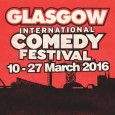 The Glasgow International Comedy Festival returns for it's 14th year this March, and the full programme has now been announced!