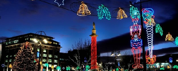 Tickets for 2019 Christmas Lights Switch On in George Square will once again be being balloted again due to the previous few years' phenomenal demand.