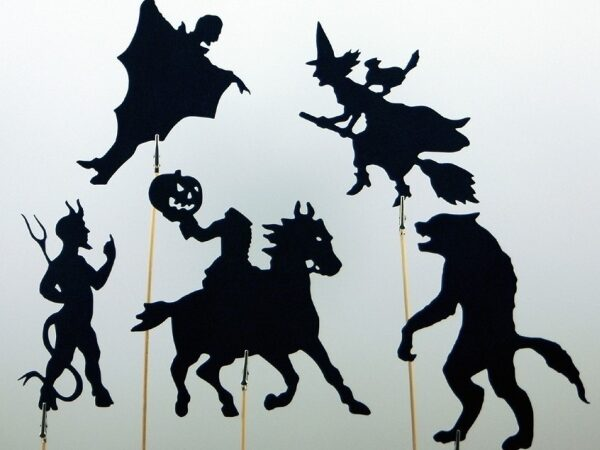 The Great Halloween Puppet Making Workshop