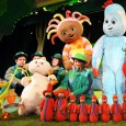 See Igglepiggle, Upsy Daisy and Makka Pakka brought to life this summer in a purpose-built showdome in Glasgow's Queens Park!