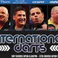 Scotland v England International Darts will be in Glasgow's O2 Academy this July!