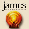James have announced a huge headline tour for 2016 including one night at Glasgow's SSE Hydro Arena!