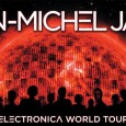 Father of synthpop, Jean Michel Jarre, is coming to Glasgow for a performance at The Glasgow Hydro this October!