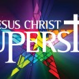 Jesus Christ Superstar is back on tour, starring Glenn Carter in his role as Jesus, and will be coming to Glasgow's King's Theatre this autumn.