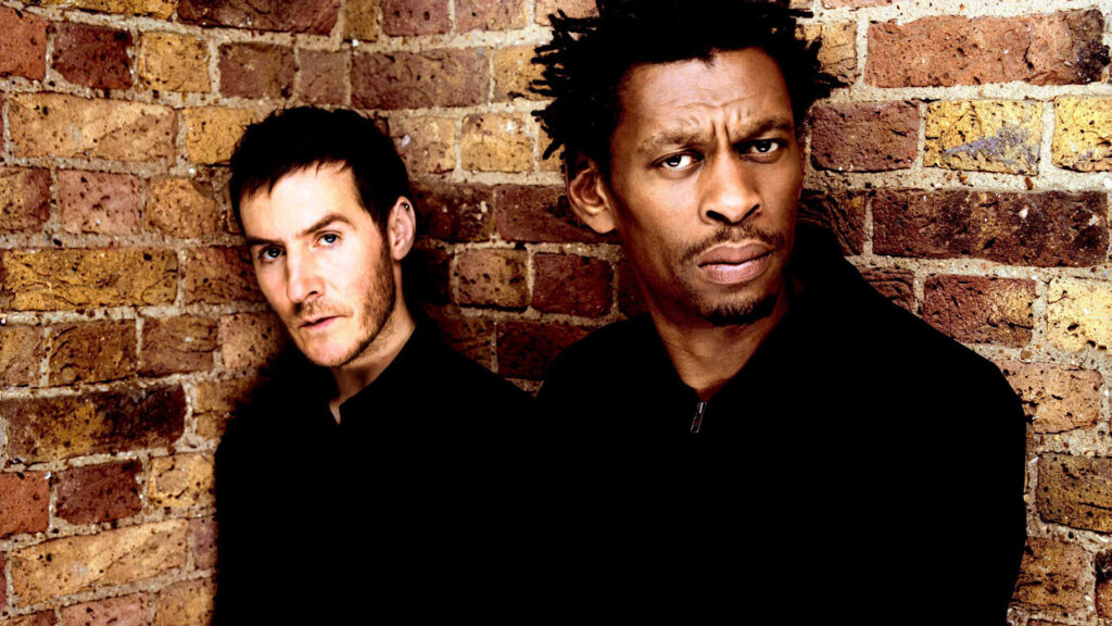 Massive Attack Glasgow