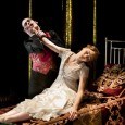 Matthew Bourne's gothic rewrite of a classic fairy tale, Sleeping Beauty, is back in the UK and will play at Glasgow's Theatre Royal this November.