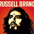 Russell Brand will be doing his thing in Glasgow's Clyde Auditorium as part of his first ever world stand-up tour in 2014!