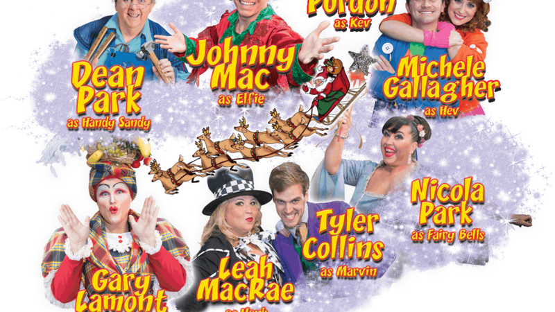 Santa Claus is Coming To Town @ Pavilion Theatre