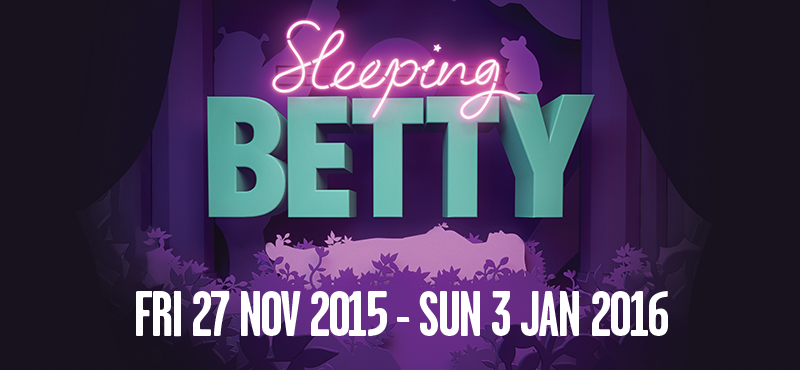 Sleeping Betty @ The Tron Theatre