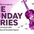 Join Scottish Opera's new Music Director Stuart Stratford for a series of Sunday afternoon concerts with The Orchestra of Scottish Opera and three fabulous guest singers.