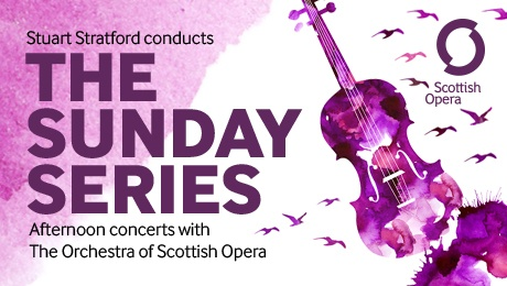 The Sunday Series with The Orchestra of Scottish Opera