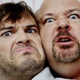 With Tenacious D's new album Rize of the Fenix due out soon, the cock-rocking comedy duo of Jack Black and Kyle Gass have announced plans to take their array of acoustic tunes (and penis jokes) on the road for a short UK tour.