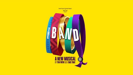 THE BAND: Take That's New Musical