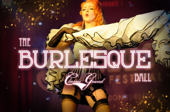 The Burlesque Ball @ The Classic Grand