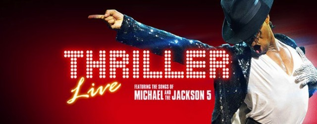 The spectacular Thriller Live is coming straight from London's West End to Glasgow's King's Theatre in April 2016!