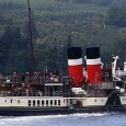 Explore the beautiful West Coast of Scotland from Glasgow on a trip 'Doon the watter' aboard the Waverley paddle steamer!